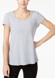 Calvin Klein Performance Textured Swing T-Shirt