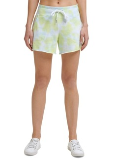 Calvin Klein Performance Tie-Dyed French Terry Shorts