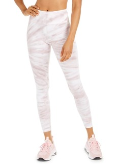Calvin Klein Performance Tie-Dyed High-Waist Leggings