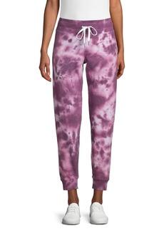 Calvin Klein Performance Tie-Dyed Sweatpants