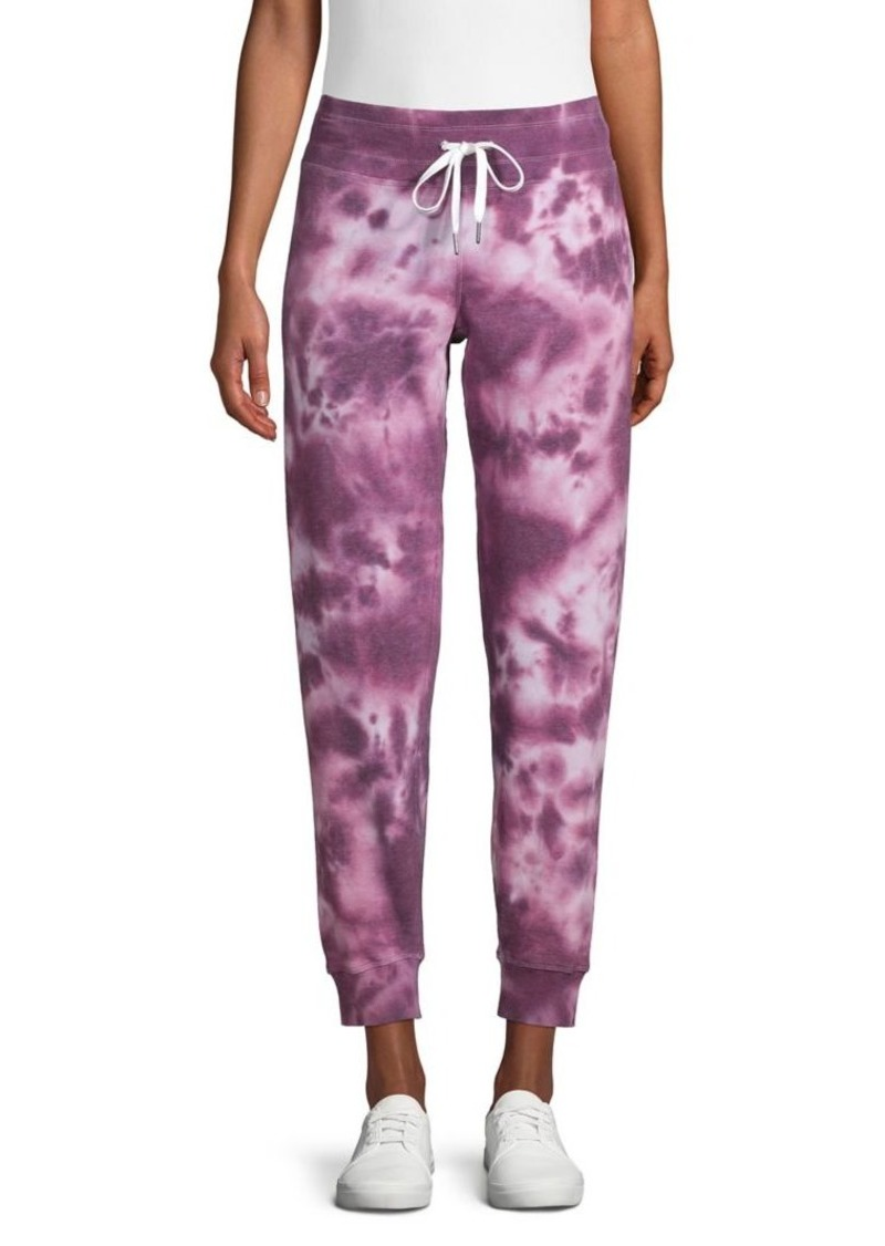 Calvin Klein Performance Tie-Dyed Sweatpants