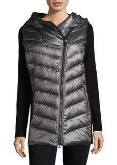 Calvin Klein Performance Walker Hooded Puffer Jacket