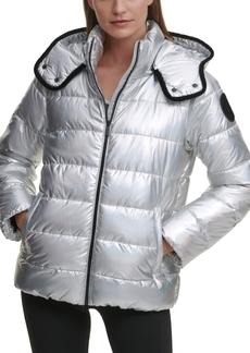 Calvin Klein Performance Water-Resistant Puffer Jacket