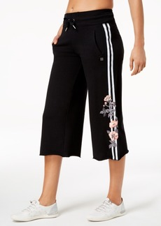 Calvin Klein Performance Wide-Leg Culotte Pants
