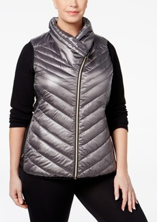 Calvin Klein Performance Wind-Resistant Down Vest