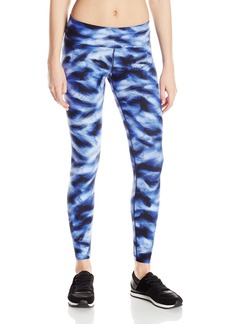 Calvin Klein Performance Women's Ankle Legging Jete Print  X-Large