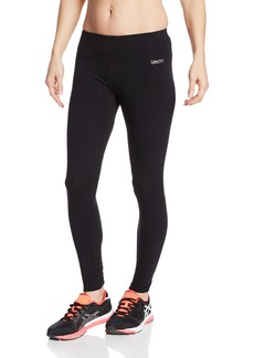 Calvin Klein Performance Women's Ankle Legging with Back Shirring
