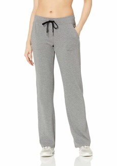 Calvin Klein Performance Women's Basic Drawcord Pant with Narrow Waistband