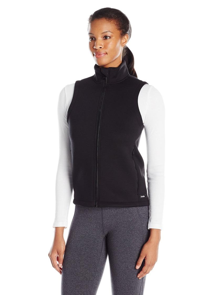 Calvin Klein Performance Women's Bonded Knit Vest
