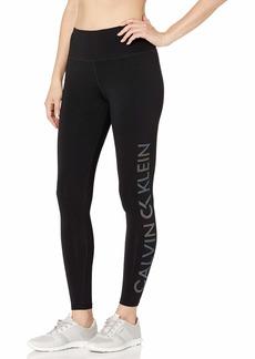 Calvin Klein Performance Women's Clavin Klein High Waist Full Length Legging