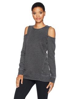 Calvin Klein Performance Women's Cold Shoulder Pullover  M