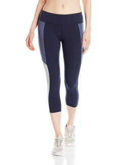 Calvin Klein Performance Women's Color Block Crop Legging  S