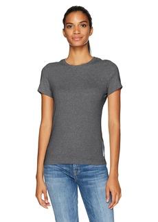Calvin Klein Performance Women's Crew Neck Short Sleeve Tee  XL