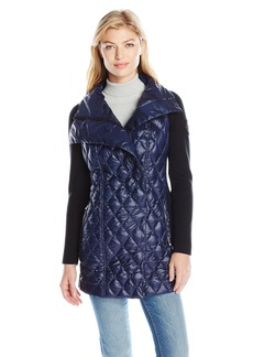 Calvin Klein Performance Women's Down Filled Asymetric Walker Coat