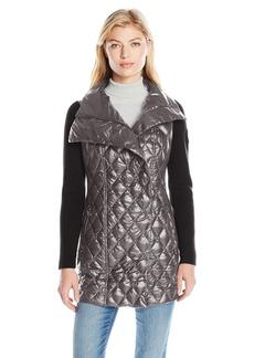 Calvin Klein Performance Women's Down Filled Asymetric Walker Coat