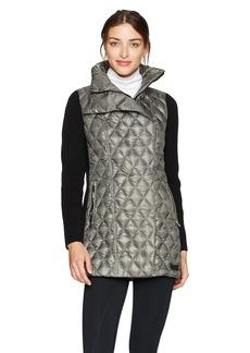 Calvin Klein Performance Women's Down Filled Asymmetric Walker Coat  S