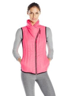 Calvin Klein Performance Women's Down Filled Drama Collar Vest