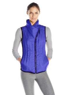 Calvin Klein Performance Women's Down Filled Drama Collar Vest