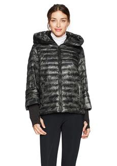 Calvin Klein Performance Women's Down Filled Swing Jacket  L
