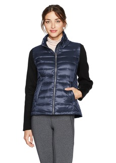 Calvin Klein Performance Women's Down Swing Jacket  L