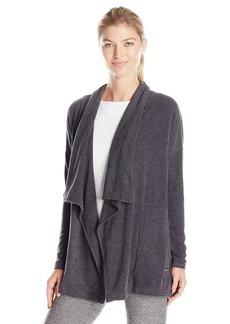 Calvin Klein Performance Women's Drape Front Knit Cardigan