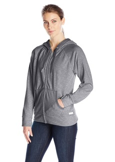 Calvin Klein Performance Women's French Terry Hooded Jacket