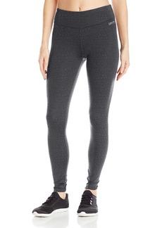 Calvin Klein Performance Women's Full Length Back Shirring Running Tight  M