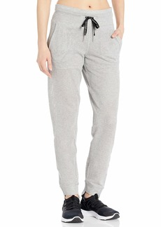 Calvin Klein Performance Women's Hi Low Cuff Slim Fit Pant