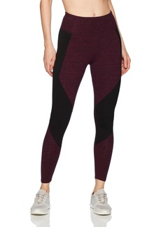 Calvin Klein Performance Women's High Waist Color Block Legging  L