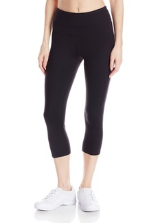Calvin Klein Performance Women's High Waist Compression Panel Crop Legging