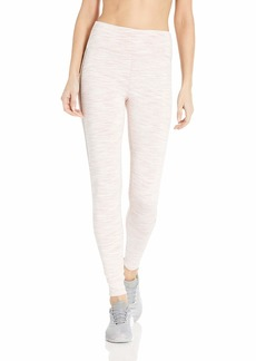 Calvin Klein Performance Women's High Waist Logo Cold Gear Legging