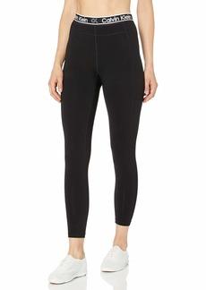 Calvin Klein Women's High Waist Logo Legging