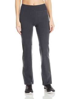 Calvin Klein Performance Women's High Waist Narrow Straight Leg Pant  XS