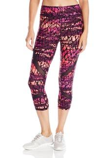 Calvin Klein Performance Women's High Waist Oxidation Print Crop Legging
