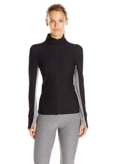 Calvin Klein Performance Women's Honeycomb Mesh Jacket  L