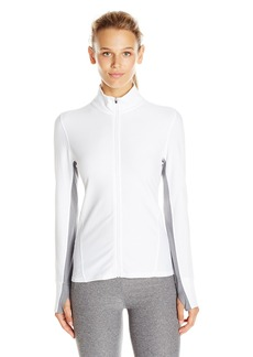 Calvin Klein Performance Women's Honeycomb Mesh Jacket  M