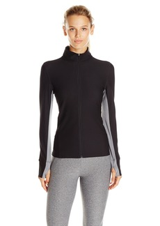 Calvin Klein Performance Women's Honeycomb Mesh Jacket  XL