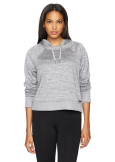 Calvin Klein Performance Women's Hooded Crop Sweater  L