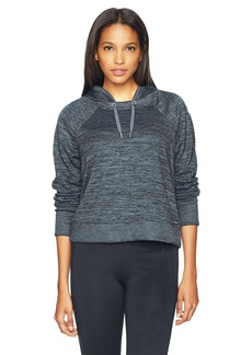 Calvin Klein Performance Women's Hooded Crop Sweater  S