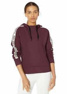 Calvin Klein Performance Women's Logo Tape Drop Shoulder Hoodie