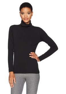 Calvin Klein Performance Women's Long Sleeve Turtleneck Tee  M