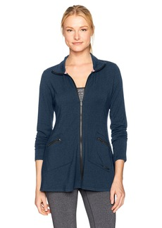 Calvin Klein Performance Women's L/s High Collar Jacket  S