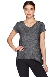 Calvin Klein Performance Women's Open Back Trapeze Top  S