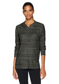 Calvin Klein Performance Women's Over Sized Drop Shoulder Pullover Hoodie  L