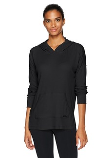 Calvin Klein Performance Women's Over Sized Drop Shoulder Pullover Hoodie  M