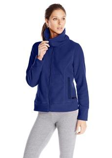 Calvin Klein Performance Women's Polar Fleece Zip Jacket
