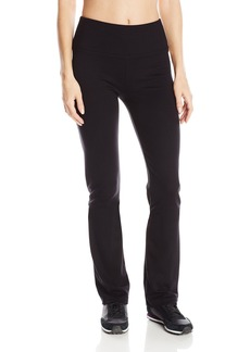 Calvin Klein Performance Women's Ponte Knit Straight Leg Pant