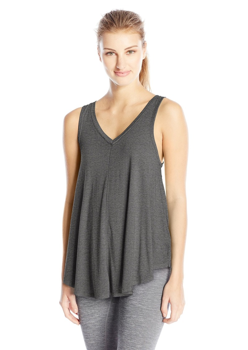 Calvin Klein Performance Women's Relaxed ICY Wash Tank