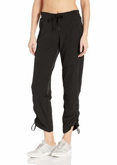 Calvin Klein Performance Women's Rib Waistband Cinch Leg Pant
