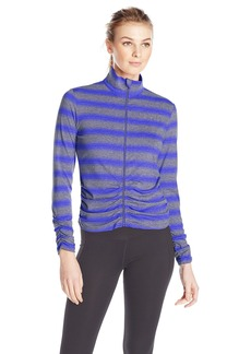 Calvin Klein Performance Women's Ruched Fitness Jacket